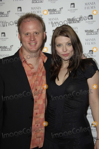 Amber Benson Photo - Tripping Forward Premiere Was Held at the Fina Atrs Theatre Beverly Hills CA 07-18-2006 Photo Michael Germana-Globe Photos Inc 2006 Amber Benson Chris Fogleman