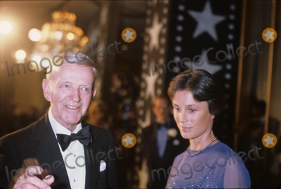 Fred Astaire Photo - Fred Astaire with Wife Robyn Smith N3072 Supplied by Globe Photos Inc