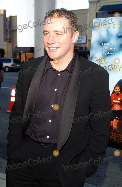 Ally Mccoist Photo -  a Shot at Glory Premiere the Crest Theater Westwood CA 04232002 Photo by Amy GravesGlobe Photosinc2002 (D) Ally Mccoist