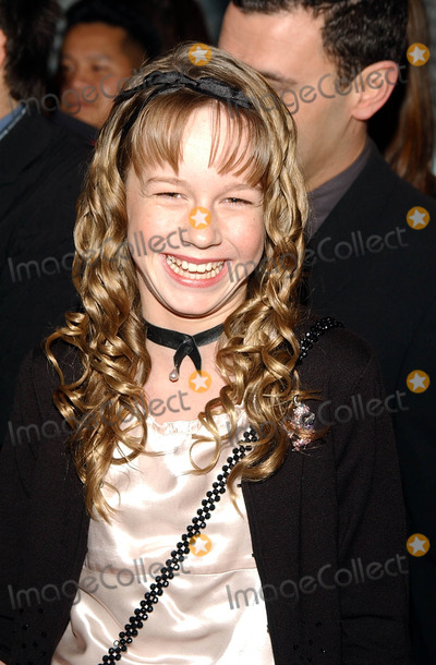 Brie Larson Photo -  the Wbs Winter Press Tour Ritz Carlton Huntington Hotel Pasadena CA 01152002 Photo by Amy GravesGlobe Photosinc2002 (D) Brie Larson