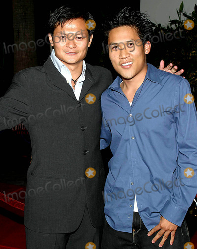 Andy Chen Photo - 92203 Premiere of the Rundown  at Universal City Studios Hollywood Andy Chen  Dante Bosco Photo Bytom RodriguezGlobe Photos Inc