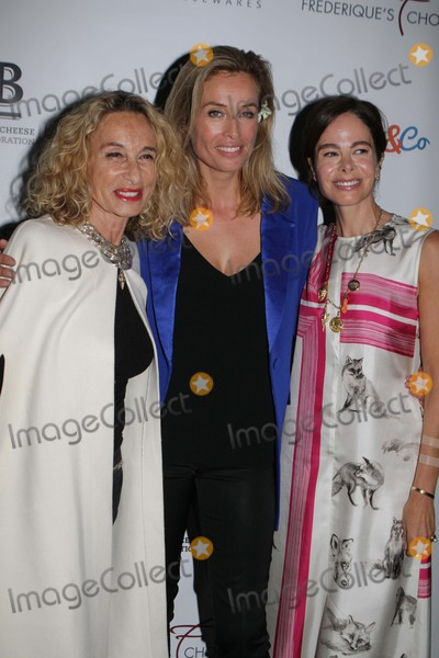 Ann Dexter-Jones Photo - Anne Dexter-jonesfrederique Van Der Walallison Sarofilm Frederique Launches Her Life Style and Flower Brand at Gallow Green Rooftop 9-29-