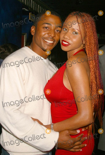 All 4 One Photo - I8623CHWJAMIE JONES OF ALL-4-ONE DEBUTS HIS SOLO ALBUM WITH A HOLLYWOOD GALA HOSTED BY NATALIE RAITANO-RADIO COVERAGE BY KIISFM  HOT 92 BB KINGS UNIVERSAL CITY CA04282004PHOTO BY CLINTON H WALLACEIPOLGLOBE PHOTOS INC 2004RON REACO AND NAHTASHA BUDHI