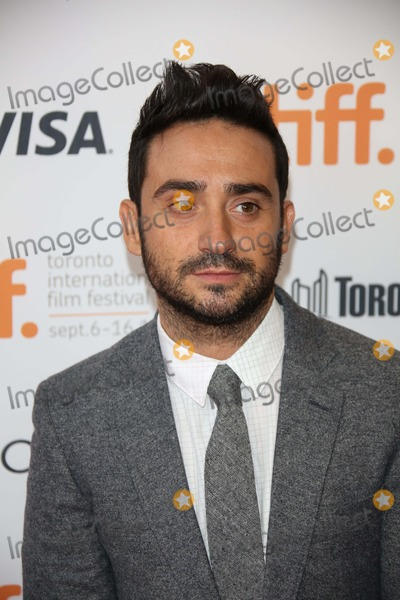 JA Bayona Photo - Director Ja Bayona Arrives at the Premiere of the Impossible During the Toronto International Film Festival at Princess Whales Theatre in Toronto Canada on 09 September 2012 Photo Alec Michael Photo by Alec Michael-Globe Photos