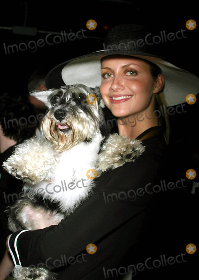 Ana Claudia Photo - 5th Annual Paws For Style at Club Black  New York City 05242004 Photo by John BarrettGlobe Photosinc Ana Claudia
