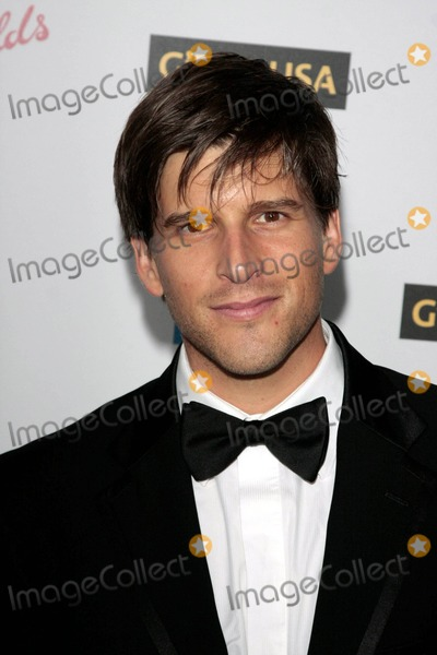 Andrew G Photo - Australian Idol Host Andrew G Arriving at the Gday USA Australia Week 2009 Black Tie Gala at Hotel Renaissance in Hollywood Los Angeles USA on January 18th 2009 Photo by Alec Michae-Globe Photos