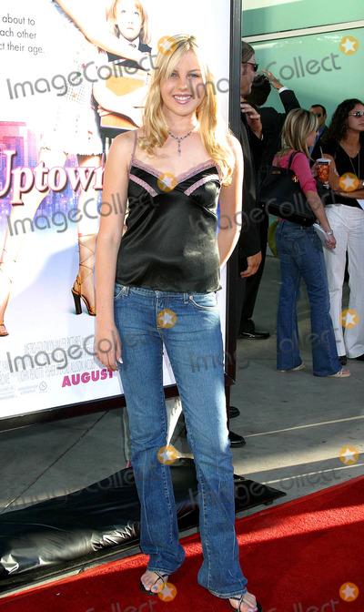 Ashlie Brillault Photo - - Uptown Girls - Los Angeles Premiere - Cinerama Dome - Arclight Theatre Hollywood CA - 08042003 - Photo by Clinton H Wallace  Ipol  Globe Photos Inc 2003 - Ashlie Brillault