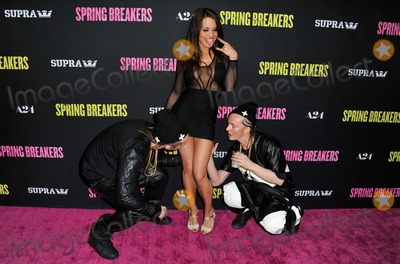 ATL Photo - Atl Twins attending the Los Angeles Premiere of Spring Breakers Held at the Arclight Cinerama Dome in Hollywood California on March 14 2013 Photo by D Long- Globe Photos Inc