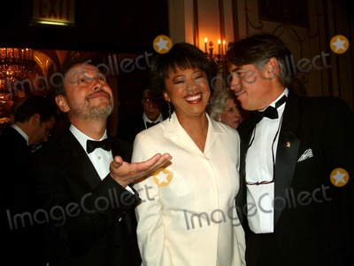 Janice Huff Photo - 58th Aniversary Ball of the Year Benefits Boys Towns of Italy Inc Held at the Waldorf Astoria Hotel in the Grand Ballroom New York City 04042003 Photo Mitchell Levy Globe Photos Inc 2003 Billy Crystal Janice Huff and Edward Charles