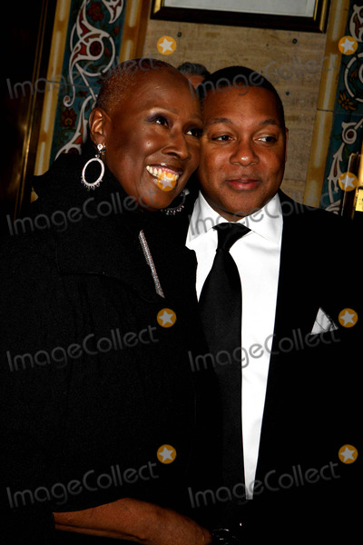 Alvin Ailey Photo - Judith Jamison Wynton Marsalis at Opening Night Gala of Alvin Ailey American Dance Theatre at City Center NYC 12-02-2009 Photos by John Barrett-Globe Photos Inc 2009