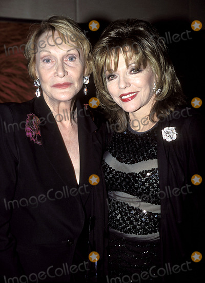 Sian Phillips Photo - Sd1003 My Old Ladyopening Night After Party at the Compass in New York City Photo Byrick MacklerrangefinderGlobe Photos Inc 2002 Sian Phillips_joan Collins