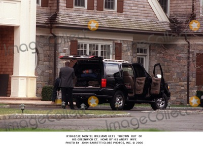 Montel Williams Photo -  Montel Williams Gets Thrown Out of His Greenwich CT Home by His Angry Wife Photo by John BarrettGlobe Photos Inc