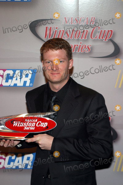 Dale Earnhardt Jr Photo - the 2003 Nascar Winston Cup Series Awards Ceremony at the Waldorf Astoria Hotel in New York City 12052003 Photo by Rick MacklerrangefinderGlobe Photos Inc 2003 Dale Earnhardt Jr