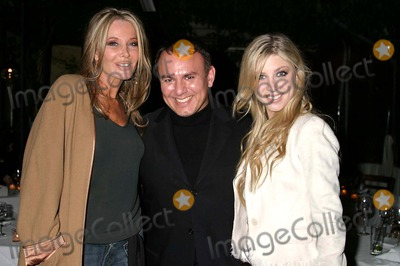 Brian Quintana Photo - I9354CHWEXCLUSIVECALEIGH PETERS CELEBRATES HER SINGLE REACH THE TITLE SONG TO DISNEYS ICE PRINCESS  AT AGO RESTAURANT LOS ANGELES CA 01-06-2005PHOTO CLINTONHWALLACEPHOTOMUNDOGLOBECOPYRIGHT 2005 CHRISTINE PETERS-PRODUCER BRIAN QUINTANA-PRODUCER AND CALEIGH PETERS