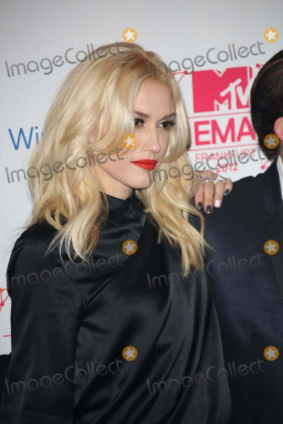 No Doubt Photo - Singer Gwen Stefani of No Doubt Arrives For the Mtv Europe Music Awards (Ema) at Festhalle in Frankfurt Germany on 11 November 2012 the Music Tv Channels Award Ceremony Is in Its 19th Year and Recognizes Talent on the European Music Scene Photo Alec Michael