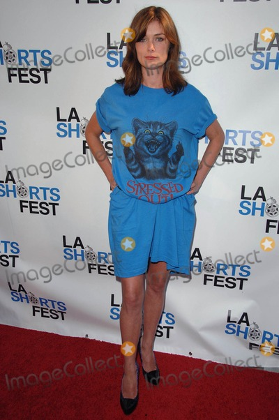 Kat Coiro Photo - Kat Coiro attending the 2010 LA Shorts Fest Held at the Laemmles Sunset 5 in West Hollywood California on July 22 2010 Photo by D Long- Globe Photos Inc 2010