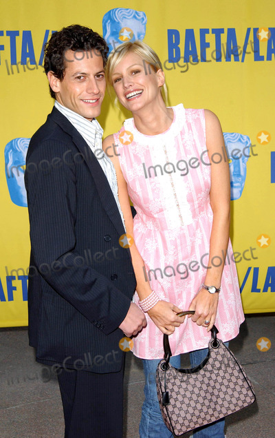 Alice Evans Photo - 10th Annual Baftala Tea Partyat the St Regis Hotel in Century City California 012404 Photo by Fitzroy BarrettGlobe Photos Inc 2004 Ioan Gruffudd and Alice Evans