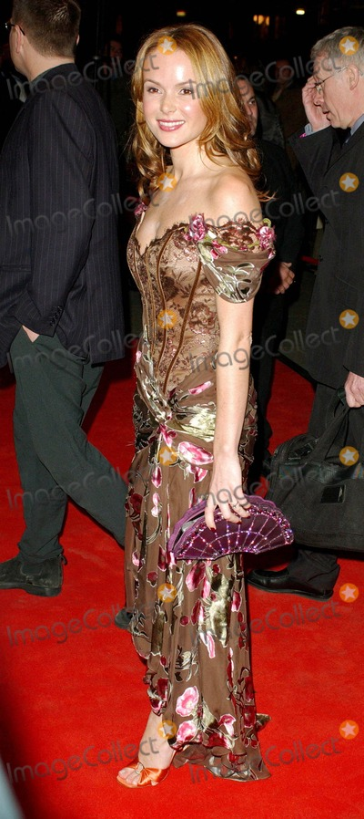 Amanda Holden Photo - Amanda Holden British Independent Film Awards 2004 -Hammersmith Palais London 12-1-2004 Photo Bybrett Parker-globelinkuk-Globe Photos Inc 2004