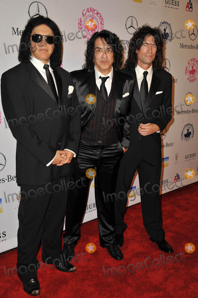 Paul Stanley Photo - Gene Simmons Paul Stanley Tommy Thayer attending the 26th Annual Carousal of Hope Gala Held at the Beverly Hilton Hotel in Beverly Hills California on October 20 2012 Photo by D Long- Globe Photos Inc
