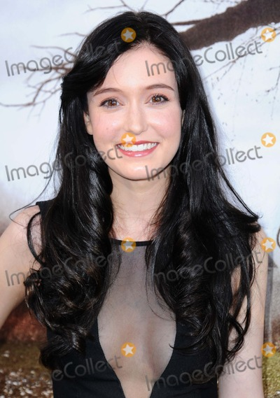 Hayley McFarland Photo - Hayley Mcfarland attending the Los Angeles Premiere of the Conjuring Held at the Arclight Cinerama Dome in Hollywood California on July 15 2013 Photo by D Long- Globe Photos Inc