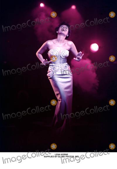 Lena Horne Photo - Lena Horne Supplied by Globe Photos Inc