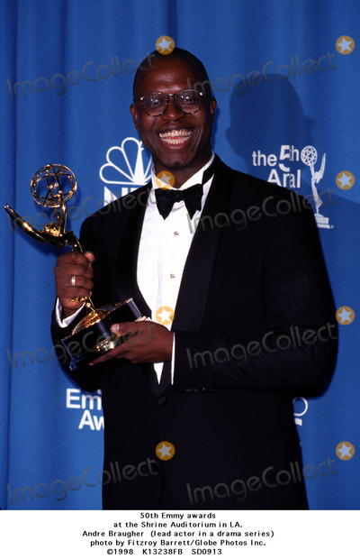 Andre Braugher Photo - Andre Braugher