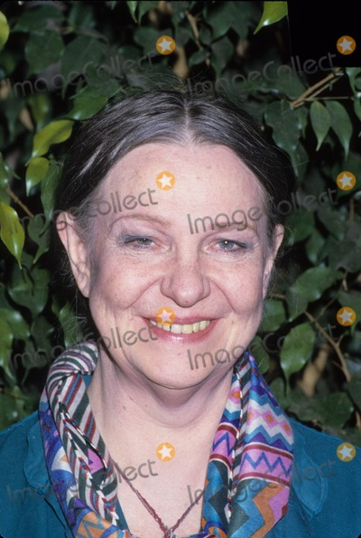 Geraldine Page Photo - Geraldine Page F1990 Photo by Alan Hunter-Globe Photos Inc