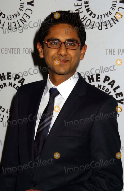 Adhir Kalyan Photo - Adhir Kalyan attends the Rules of Engagement Tv Series Event at the Paley Center in Beverly Hillsca on November 42010 I14996pr Photo by Phil Roach-ipol-Globe Photos Inc
