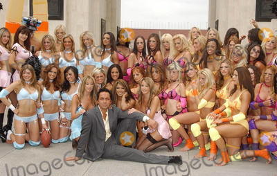 Traci Bingham Photo - Lingerie Football League Kickoff Press Conference at the Los Angeles Memorial Coliseum Los Angeles California 05172004 Photo by Miranda ShenGlobe Photos Inc 2004 Mitch Mortaza Traci Bingham Maile Moore Cassie Moore and Athletes