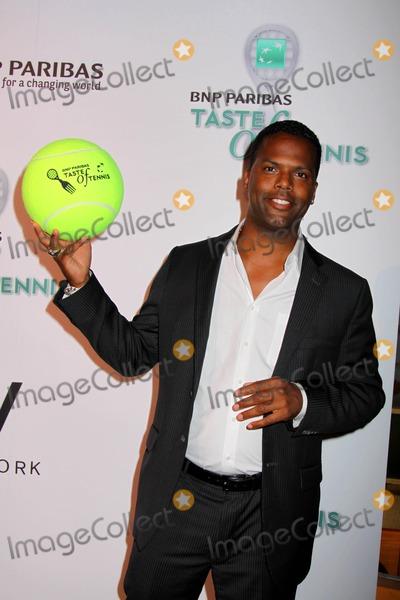 AJ Calloway Photo - The 11th Annual Bnp Paribas Taste of Tennis the W New York Hotel NYC August 26 2010 Photos by Sonia Moskowitz Globe Photos Inc 2010 Aj Calloway