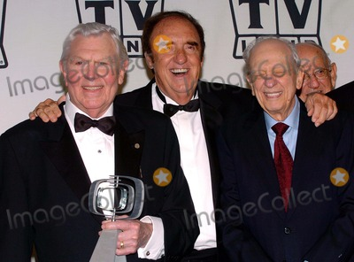 Andy Griffith Photo - Tv Land Awards a Celebration of Classic Tv Pressroom at the Hollywood Palladium in Hollywood CA 03072004 Photo by Fitzroy BarrettGlobe Photos Inc 2004 Andy Griffith Jim Nabors and Don Knotts