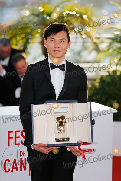 Anthony Chen Photo - Anthony Chen Camera Dor Winners Photo Call 66th Cannes Film Festival Cannes France May 26 2013 Roger Harvey