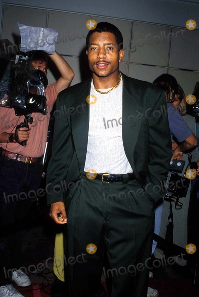 Young MC Photo - Young Mc 1992 Photo by Michael FergusonGlobe Photos
