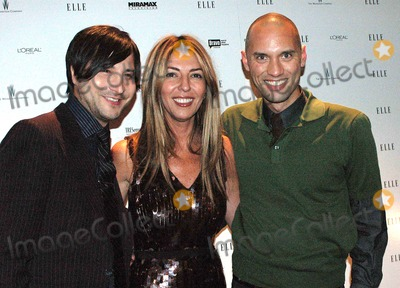 Andrae Gonzalo Photo - K46188KRELLE PROJECT HOSTS VIEWING PARTY FOR 2ND SEASON PREMIERE OF BRAVOS PROJECT RUNWAY AND LAUNCH OF PROJECT RUNWAY MAGAZINE AER NEW YORK CITY 12-07-2005PHOTO BY KEN RUMMENTS-GLOBE PHOTOS 2005DANIEL FRANCO NINA GARCIA (FASHION DIRECTOR OF ELLE) AND ANDRAE GONZALO
