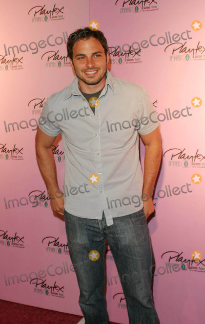 Nick Spano Photo - Nick Spano - Party For Playtex 12 Size Bra Celebrating Melissa Riverss 12 Birthday - Forty Deuce Hollywood CA - 07202004 - Photo by Nina PrommerGlobe Photos Inc2004