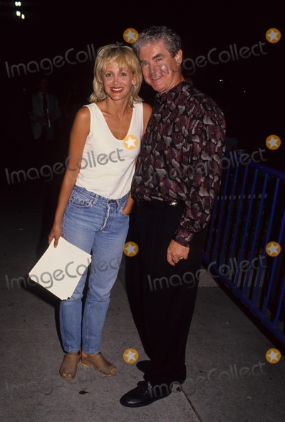 Arleen Sorkin Photo - Arleen Sorkin with Joe Gallison 1992 L3791 Photo by Lisa Rose-Globe Photos Inc