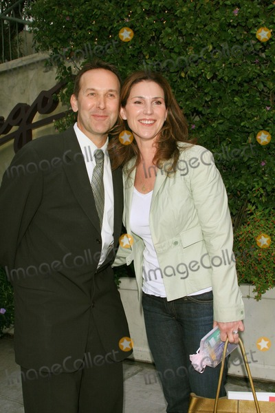 Christian Vincent Photo - Peri Gilpin and Husband Christian Vincent - Pre-mothers Day Party to Celebrate the Release of What the Other Mothers Know - Spago Restaurant Beverly Hills California - 05-01-2007 - Photo by Nina Prommer-Globe Photos Inc 2007
