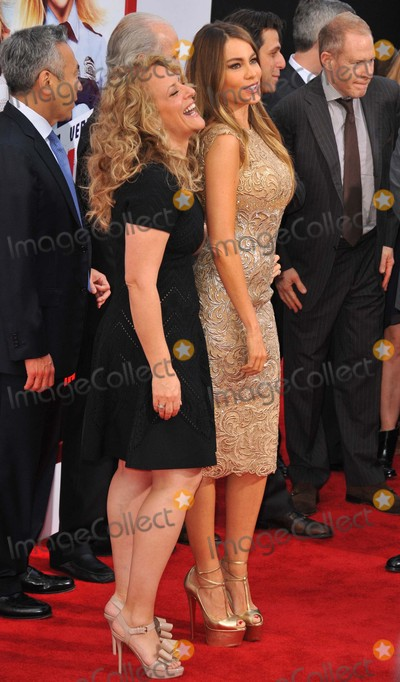 Anne Fletcher Photo - Anne Fletcher Sofia Vergara attending the Los Angeles Premiere of Hot Pursuit Held at the Tcl Chinese Theatre in Hollywood California on April 30 2015 Photo by D Long- Globe Photos Inc