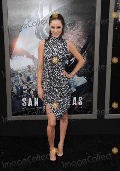 Alexandra Park Photo - Alexandra Park attending the Los Angeles Premiere of San Andreas Held at the Tcl Chinese Theatre in Hollywood California on May 26 2015 Photo Byd Long- Globe Photos Inc