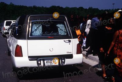 Lisa Lopes Photo - Funeral Services For Lisa Left Eye Lopes Georgia 050202 Photo by John KrondesGlobe Photos Inc