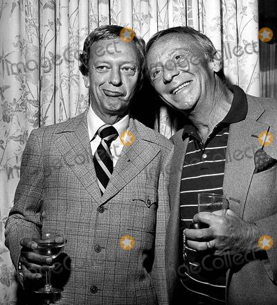 Norman Fell Photo - Don Knotts and Norman Fell Photo Bynate CutlerGlobe Photos Inc