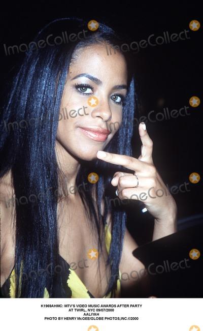 Aaliyah Photo - Aaliyah