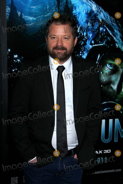 Alister Grierson Photo - Alister Grierson Director the World Premiere of Sanctum Held at the Manns Chinese 6 Theatre in Hollywood California on 01-31-2011 photo by Graham Whitby Boot-allstar - Globe Photos Inc