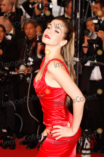 Axelle Laffont Photo - Axelle Laffont the Exchange - Premiere 61 Cannes Film Festival Cannes  France May 20 2008 Photo by Roger Harvey-Globe Photos