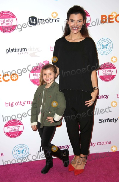 Ali LandryEstela Photo - Big City Moms Hosts the Biggest Baby Shower Ever the Metropolitan Pavilion NYC November 12 2014 Photos by Sonia Moskowitz Globe Photos Inc 2014 Ali Landry Estela Monteverde