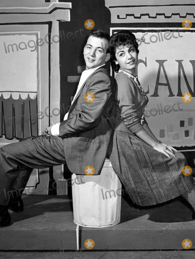 Annette Funicello Photo - Bobby Darin and Annette Funicello Ipol ArchiveipolGlobe Photos Inc