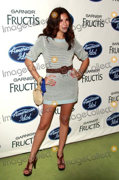 Alaina Alexander Photo - Alaina Alexander - American Idol Top 24 - Hollywood California - 02-14-2008 - Photo by Nina PrommerGlobe Photos Inc2008 -