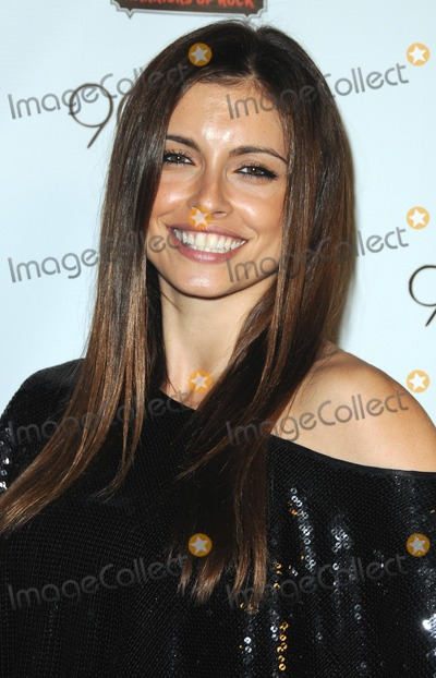 Amra Silajdzic Photo - 90210 Cast Members Host Holiday Celebation and Toy Drive For Toys For Tots at a Private Residence in Beverly Hills CA 121110 Photo by Scott Kirkland-Globe Photos  2010 Amra Silajdzic
