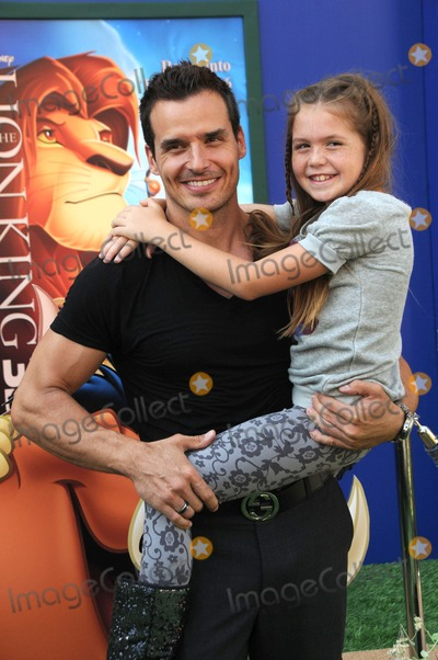Antonio Sabato Jr Photo - Antonio Sabato Jr attending the Los Angeles Premiere of the Lion King 3d Held at the El Capitan Theatre in Hollywood California on 82711 Photo by D Long- Globe Photos Inc