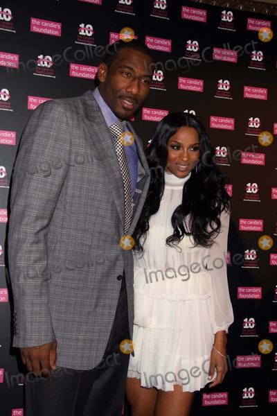 Amare Stoudemire Photo - Amare stoudemireciaraat the candies Foundation Celebrates Its 10thanniversary with Annual Event to preventat Cirpriani 42st    5-3-11photo by John barrettglobe Photos inc2011